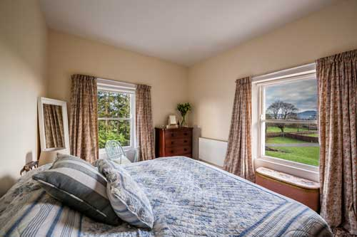 Farran House Double Room with Galtee Views